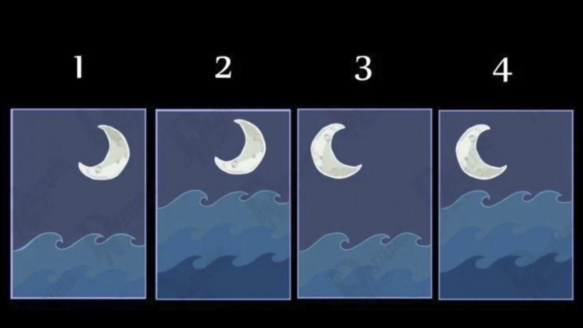 超凖心理測驗!直覺選出「月亮與海」 測你的隱藏性格