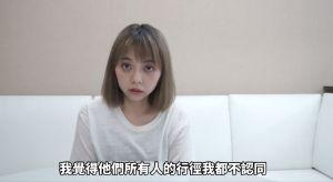 ▲龍龍今(6)晚再發影片說明整起風波始末,淚喊「要老K道歉這麼難嗎?」(圖/翻攝自龍龍臉書)