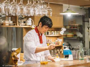 ▲西島秀俊拍戲都在同一個空間,每天上班都產生錯覺。(圖/WAKUWAKU JAPAN)