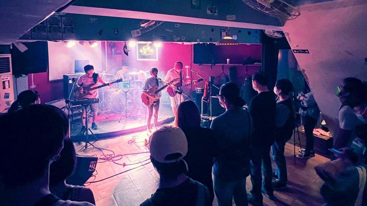 樂團巡演高雄登場 「留聲機」飆唱帶樂迷體驗多元曲風