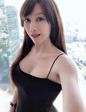 ▲陳子璇難得再分享清涼照。(圖/陳子璇臉書)