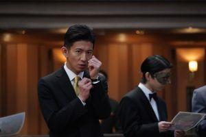 ▲《假面飯店2:假面之夜》在日本勇奪雙周票房冠軍。(圖/假面飯店2 Twitter)