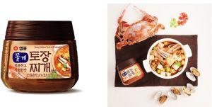 ▲膳府-大醬鍋專用料理醬花蟹味。(圖/資料照片)