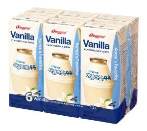 ▲Binggraet超人氣新品香草牛奶。(圖/資料照片)