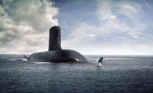 ▲法國蘇佛朗級(Suffren Class)潛艦。(圖/法國DCNS)