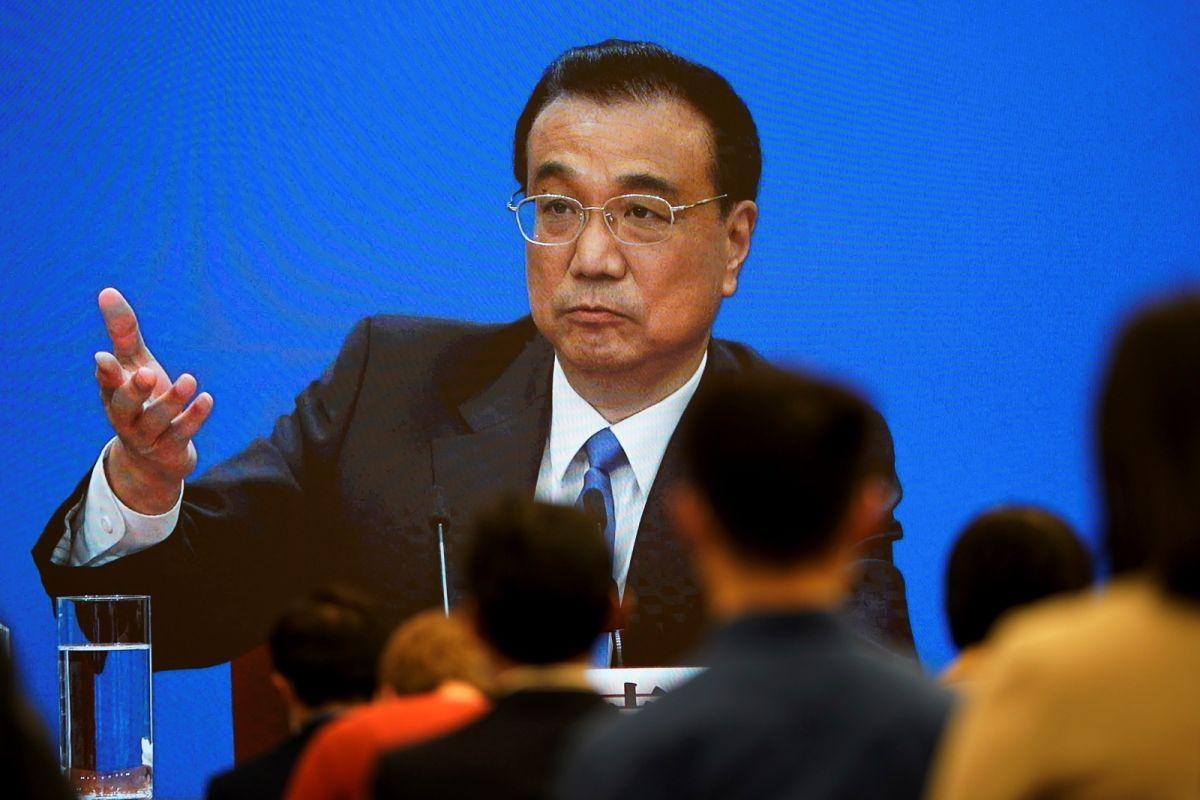 ▲中國國務院總理李克強下令保障煤電供應。資料照。(圖/美聯社/達志影像)