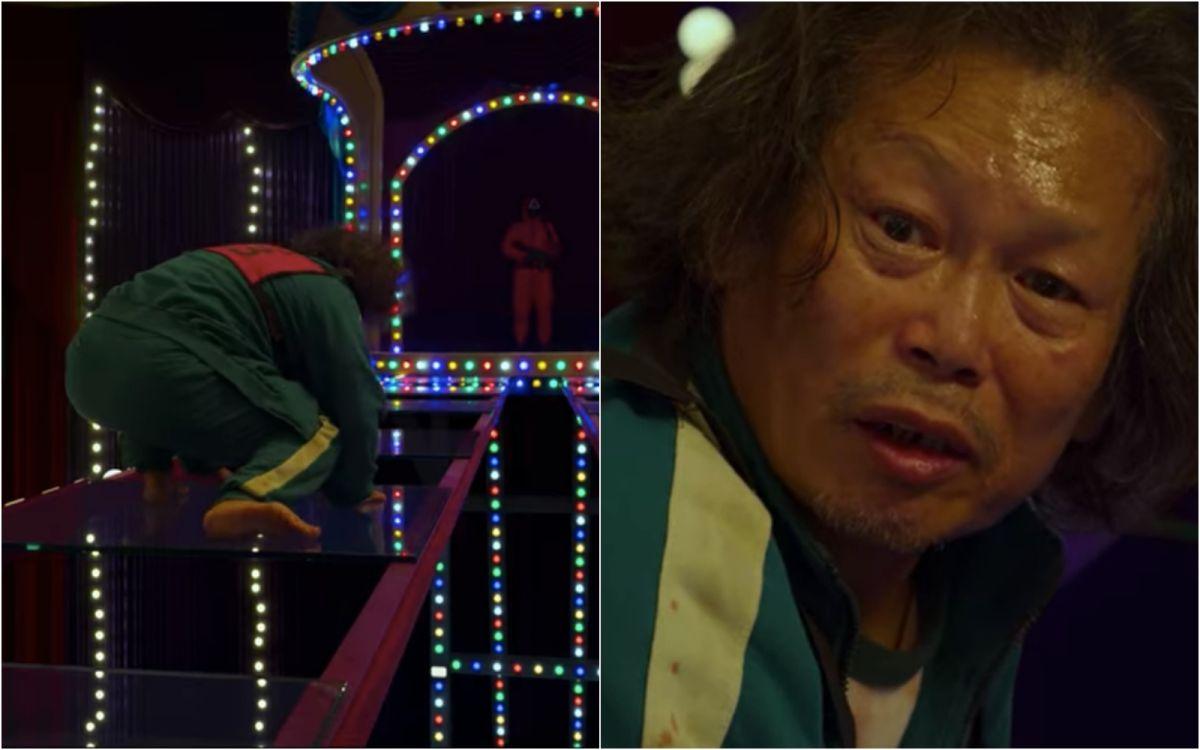 ▲李尚熙在《魷魚遊戲》飾演救人的玻璃師傅;戲外卻有悲傷故事。(圖/Netflix)