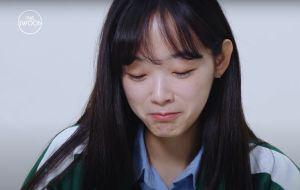 ▲李瑜美失敗超難過。(圖/The Swoon YouTube)