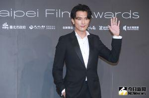 ▲邱澤擔任本屆台北電影獎大使,希望號召更多人投入產業。(圖/記者葉政勳攝 , 2021.10.09)