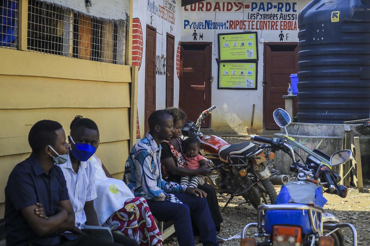 ▲剛果民主共和國衛生部長今天證實,境內東部有1起伊波拉病毒(Ebola)病例。當地最近的伊波拉疫情是在5個月前終止。(圖/美聯社/達志影像)