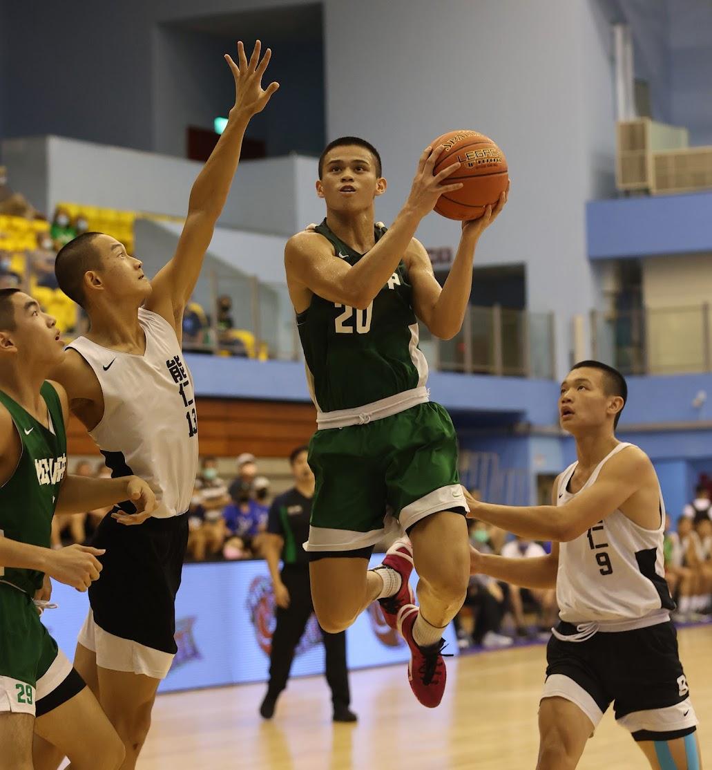 登峰造極青年籃球邀請賽落幕 淡商、高苑奪冠