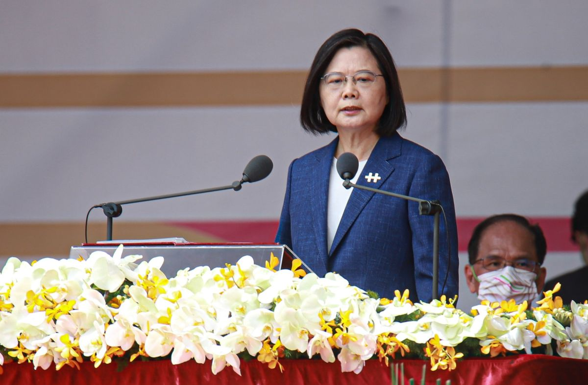 名家論壇》蕭徐行/承認中華民國才是兩岸和平密碼