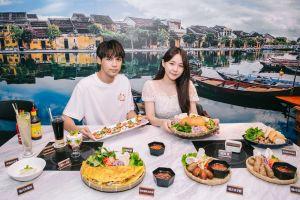 ▲陳零九投資越南餐廳,斜槓副業再加一。(圖/會安越南料理提供)