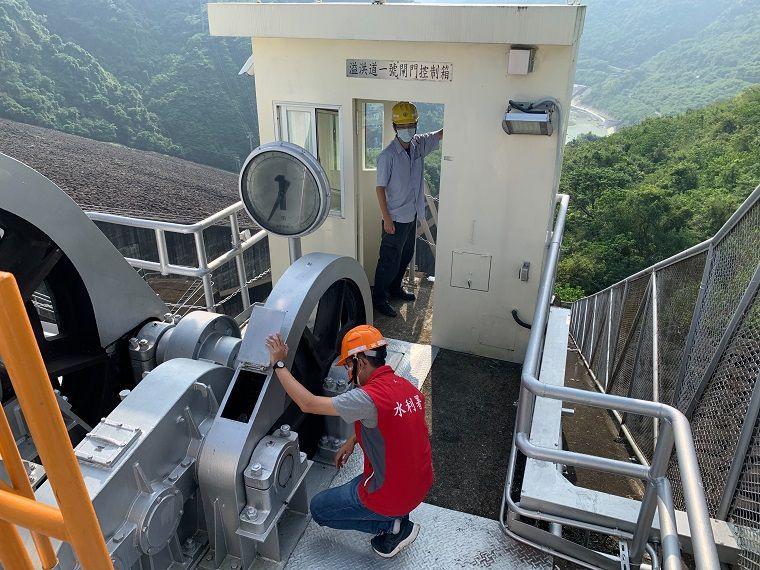 ▲水利署表示,因應圓規颱風靠近,全台已完成防汛準備。(圖/水利署提供)