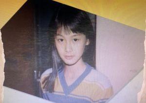 ▲朱茵11歲就有美人輪廓。(圖/翻攝big big channel YouTube)
