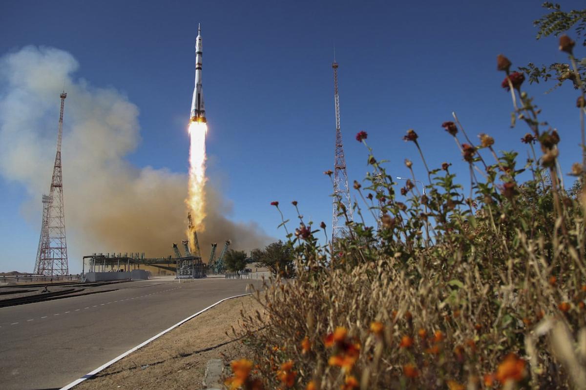 俄羅斯疫情嚴峻 導致火箭發動機點火測試也喊卡