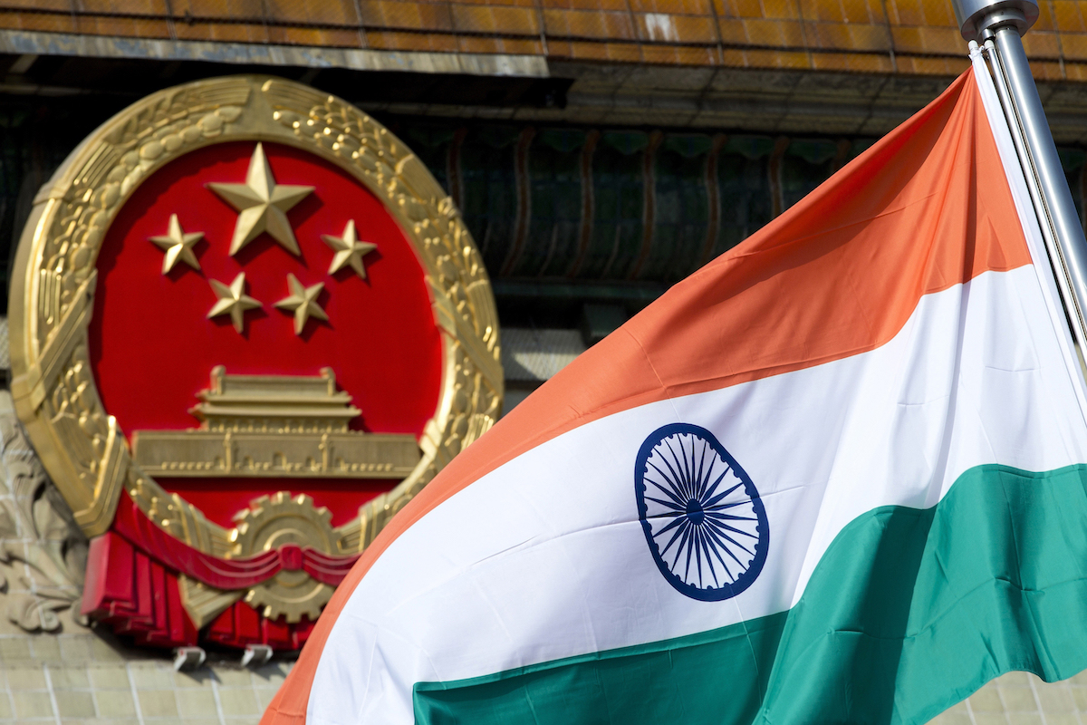 台海局勢受關注 CNN點出另一危機:中印邊界恐先失控
