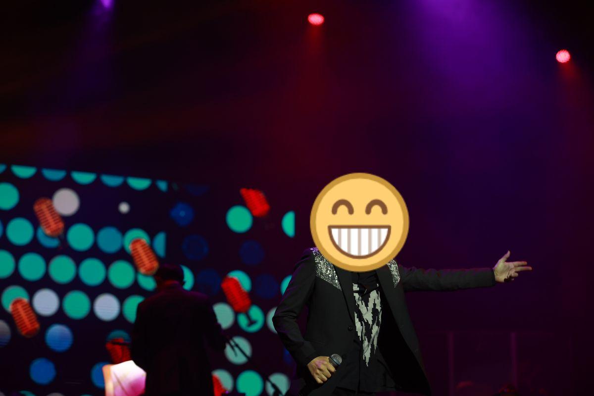 ▲許久未出現在螢光幕前的姚可傑,現身陳志遠紀念音樂會獻唱。(圖/典選音樂提供)