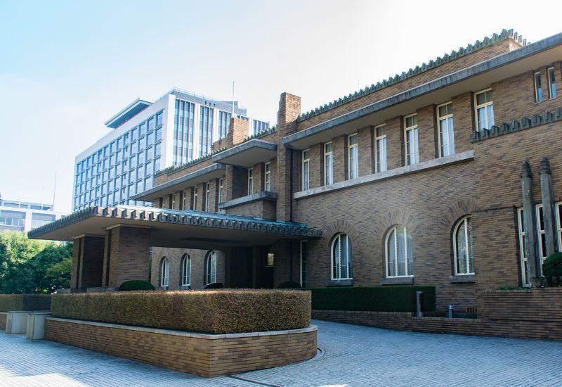 ▲日本首相公邸建於1929年,卻傳出鬧鬼以及造就「短命首相」的都市傳說。(圖/翻攝自日本首相官邸官網)