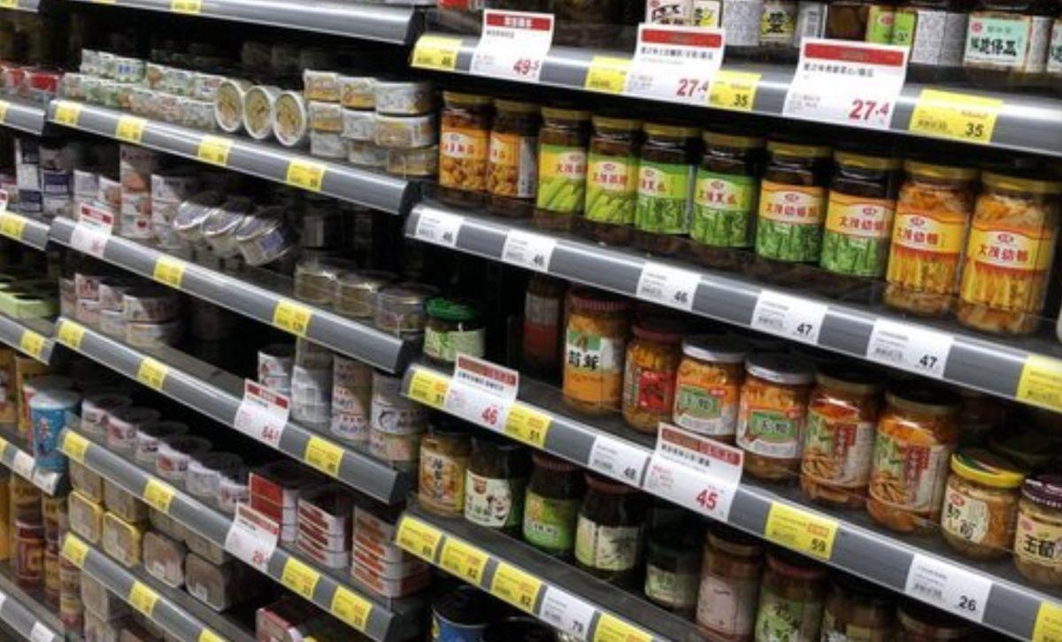 ▲罐頭因具有打開就能吃且能久放的特性,不論是搭配清粥或者白飯、泡麵等等都非常適合。(圖/PTT)