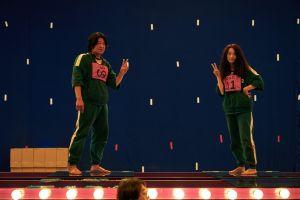 ▲劇中,金姝怜(右)跟許成泰有精彩對手戲。(圖/Netflix)