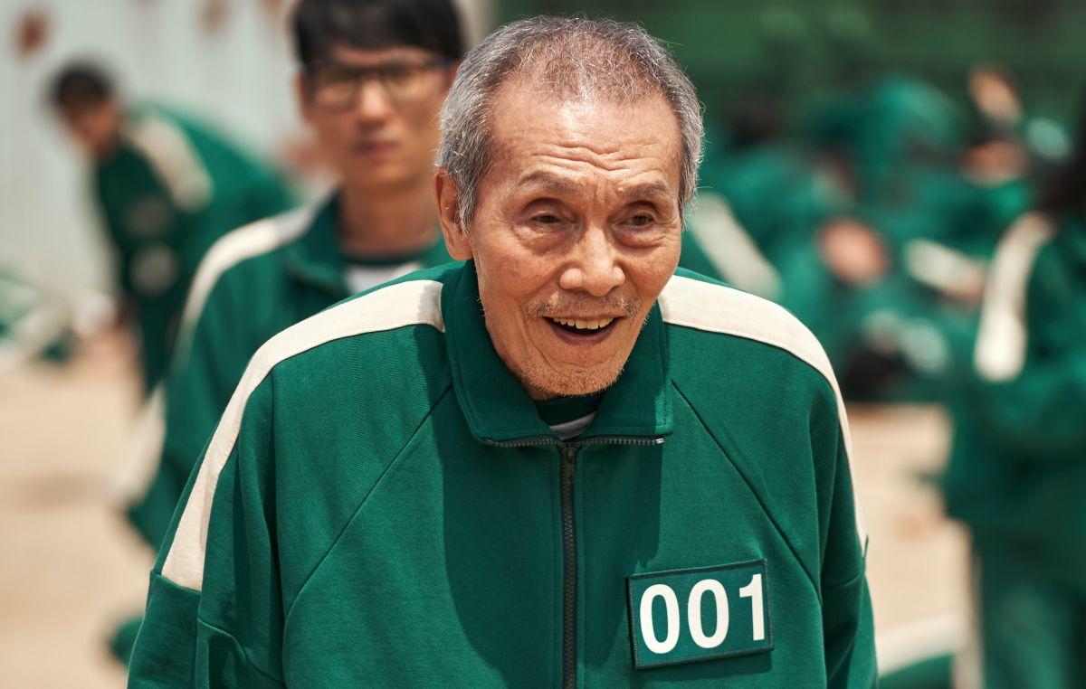 《魷魚遊戲》001腦癌爺活到老學到老 76歲撂英文懂玩IG