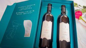▲H會館首次打造品牌紅酒。(圖/H會館提供)