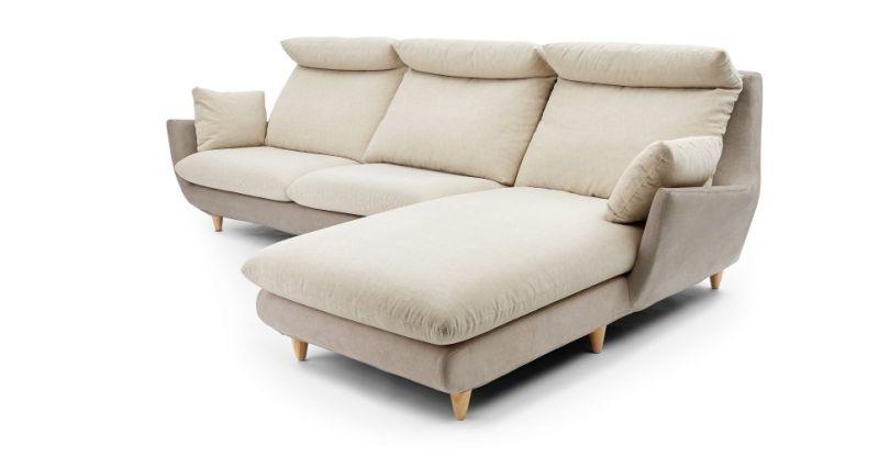 ▲「MARSHMALLOW棉花糖貓抓布沙發」絨布材質兼具親膚性與耐磨度,防水抗汙、清潔容易,是毛寵家庭的熱門選擇。(圖/品牌提供)