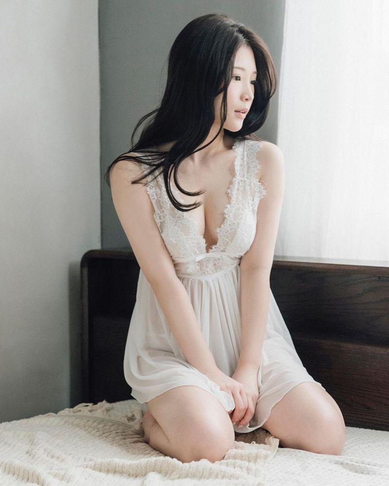 ▲鄭家純身材火辣。(圖/鄭家純臉書)