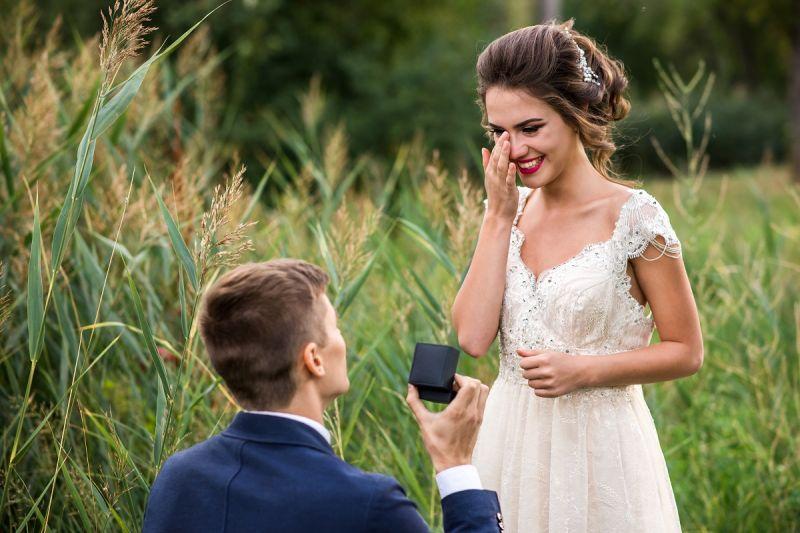 ▲面對承諾與婚姻,任何人都希望能被慎重、真誠且專注的對待。(圖/Shuttershock)