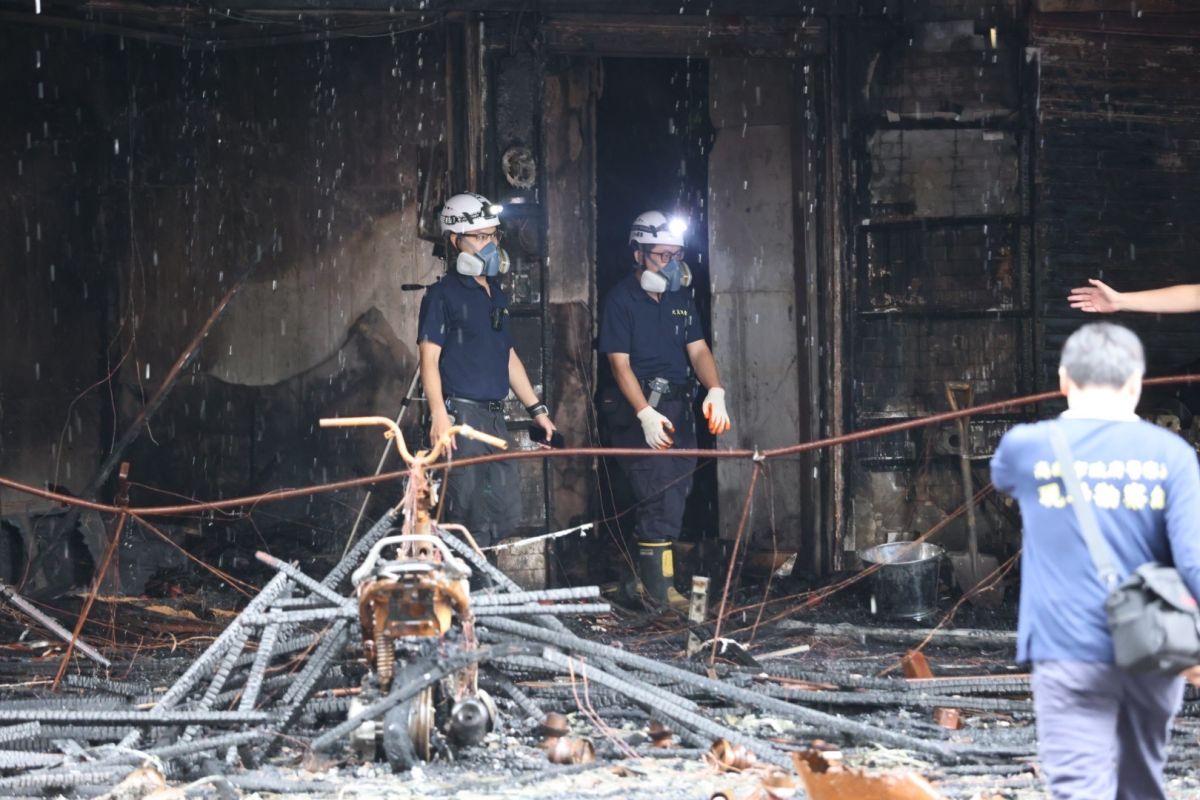 城中城重燃居住安全問題 BBC曾點出台灣蝸居悲歌