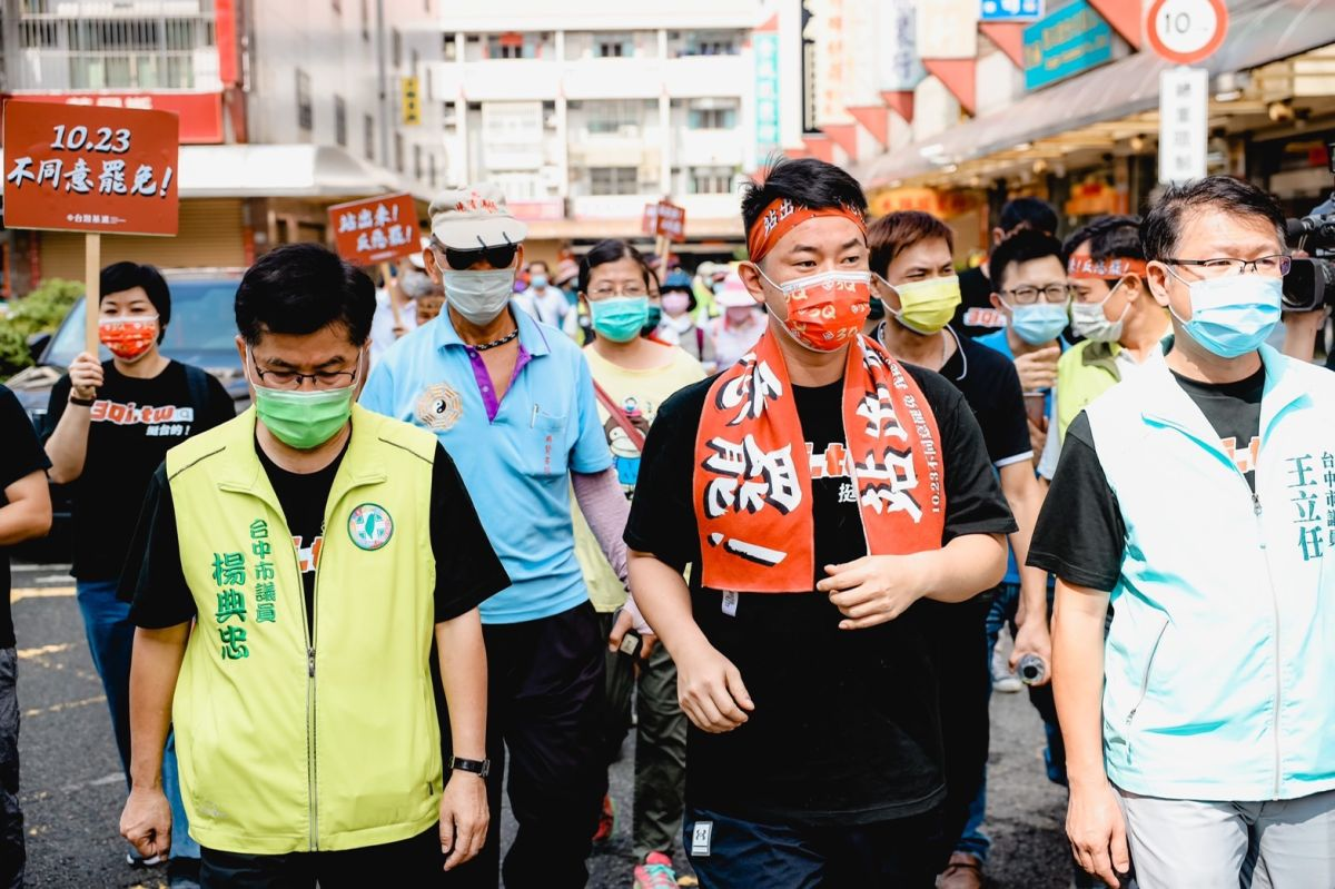 若陳柏惟遭罷免 基進黨主席:對小黨來說絕對會是重擊