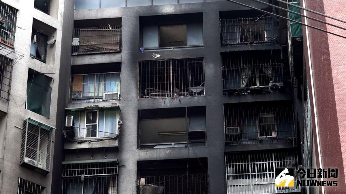 城中城大火釀46死 營建署長坦言:沒有積極強制懲處