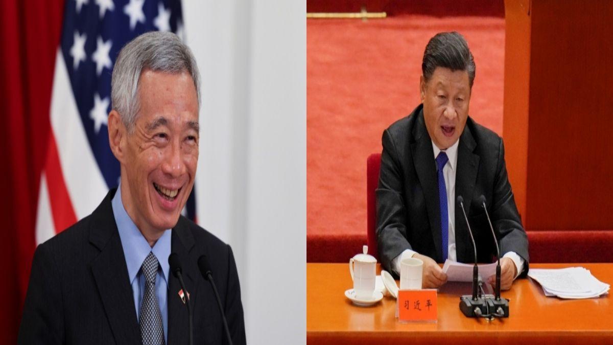 習近平與李顯龍通話 指新加坡支持中國入CPTPP