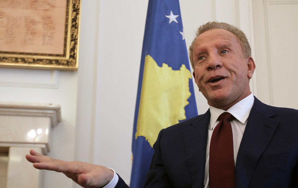 高雄大火 科索沃國會議員表哀悼