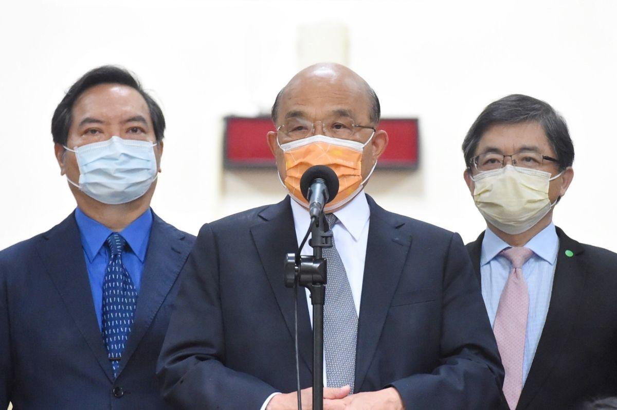 軍公教加薪確定!行政院長蘇貞昌拍板 調幅4%創25年新高